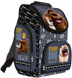 UNIPAP The Secret Life of Pets - A kis kedvencek titkos élete - ergonómikus iskolatáska, 36x28x17cm - fiús (270949)