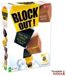 TACTIC Block Out - fa ügyességi játék
