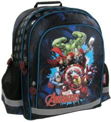 DERFORM Avengers, Bosszúállók - iskola hátizsák, 38x29x16cm (PL15AV11)