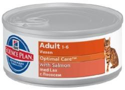 Hill's SP Feline Adult Salmon Tin 85g