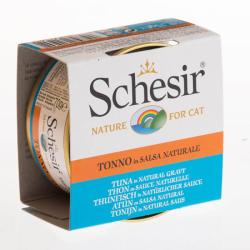 Schesir Natural Tuna 48x50g