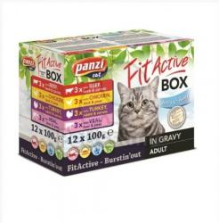 Panzi Fit Active Box 12x100g