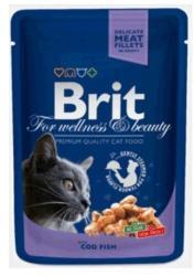 Brit Premium Cat Cod 100g
