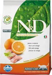 Farmina N&D Adult Fish & Orange 300g