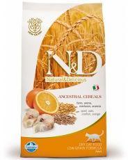 Farmina N&D Adult Cod & Orange 10kg