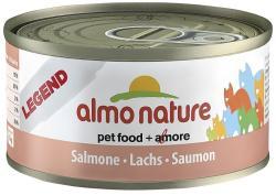 Almo Nature Legend Salmon Tin 24x70g