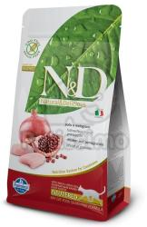 Farmina N&D Adult Neutered Chicken & Pomegranate Grain-free 300g