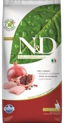 Farmina N&D Kitten Chicken & Pomegranate Grain-free 10kg