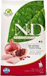 Farmina N&D Kitten Chicken & Pomegranate Grain-free 300g