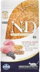 Farmina N&D Adult Lamb & Blueberry Low Grain 10kg