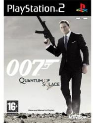 Activision James Bond Quantum of Solace (PS2)