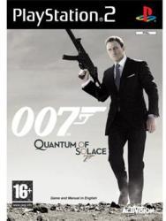Activision James Bond Quantum of Solace (PS2)