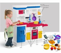 Little Tikes Gateste si Serveste (173028)