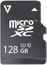 V7 MicroSDXC 128GB Class 10 VFMSD128GUHS1R-3E