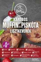 Szafi Free Karobos lisztkeverék piskótához és muffinhoz 5kg