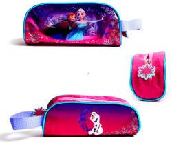 Slammer Disney hercegnők - Jégvarázs bedobós tolltartó - rózsaszín (LAD-FR15101)