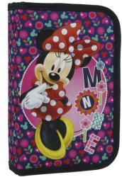 DERFORM Minnie tolltartó, 1 cipzáros, klapnis, üres (DFM-PJMM18)