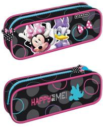 Starpak Minnie - Happy to be Me! tolltartó, szögletes, 2 rekesszel (STK-348674)