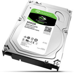 Seagate Barracuda 500GB 32MB 7200rpm SATA 3 ST500DM009