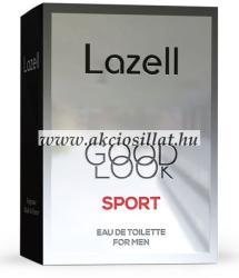 Lazell Good Look Sport for Men EDT 100ml