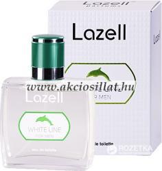 Lazell White Line for Men EDT 100ml