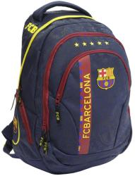 Eurocom FC Barcelona iskola hátizsák, 47x32x20cm (52502)