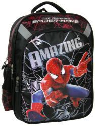 DERFORM A Csodálatos Pókember - iskola hátizsák, 39x31x16cm (PL15AS20)