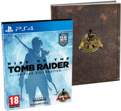 Square Enix Rise of the Tomb Raider [20 Year Celebration Artbook Edition] (PS4)