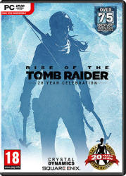 Square Enix Rise of the Tomb Raider [20 Year Celebration Artbook Edition] (PC)