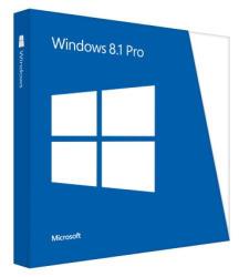 Microsoft Windows 8.1 Pro 32bit FRA FQC-06979