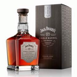 Jack Daniel's Single Barrel 100 Proof Whiskey 0,7L 50%