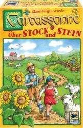 Hans im Glück Carcassonne - Über Stock und Stein
