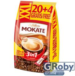 MOKATE 3in1 Classic, instant, 24x18g