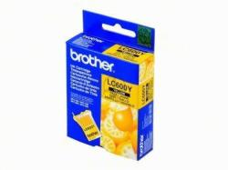 Brother LC600Y Yellow
