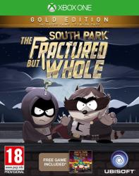 Ubisoft South Park The Fractured But Whole [Gold Edition] (Xbox One)