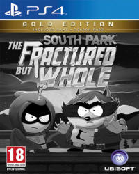 Ubisoft South Park The Fractured But Whole [Gold Edition] (PS4)