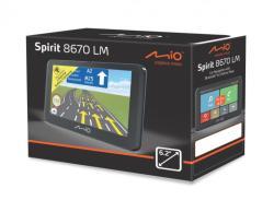 Mio Spirit 8670 LM EU
