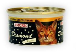 Amora Diamond Katze Chicken & Turkey 85g