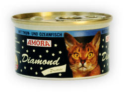 Amora Diamond Katze Tuna & Ocean Fish 85g