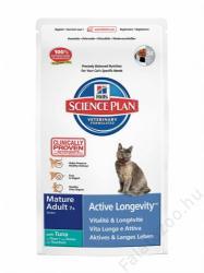 Hill's SP Feline Mature Adult 7+ Active Longevity Tuna 4x2kg