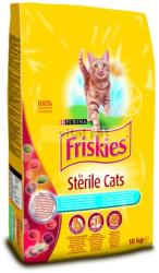 Friskies Sterilised Salmon & Vegetables 10kg