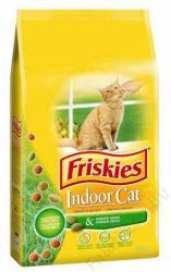 Friskies Indoor Cats Chicken & Vegetables 6x1,5kg