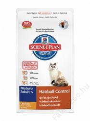 Hill's SP Feline Mature Adult 7+ Hairball Control Chicken 4x1,5kg