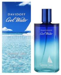 Davidoff Cool Water Summer Seas for Men EDT 125ml