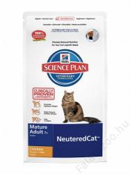 Hill's SP Feline Mature Adult 7+ Sterilised Cat 4x3,5kg