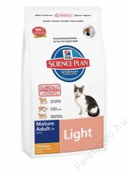 Hill's SP Feline Mature Adult 7+ Light Chicken 3x1,5kg