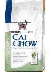 Cat Chow Sterilized 3x15kg