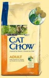 Cat Chow Adult Chicken & Turkey 3x15kg