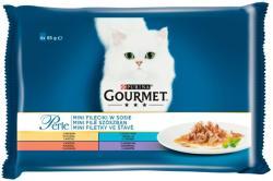 Gourmet Perle Multipack Turkey, Tuna, Duck & Veal 4x85g