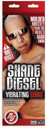 nsnovelties Shane Diesel Vibrating Dong vibrátor
